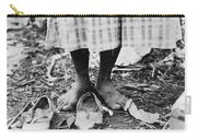 Cotton Picker, 1937 Carry-all Pouch