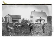 Cotton Picking, 1902 Carry-all Pouch