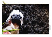 Cotton Top Tamarin Carry-all Pouch