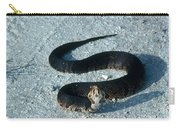 Cottonmouth Threat Display Carry-all Pouch