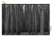 Cottonwood Alley Monochrome Carry-all Pouch