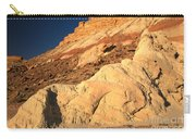 Cottonwood Colored Badlands Carry-all Pouch