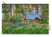 Cottonwood Cottage Spring 2014 Photographs Taken By Omaste Witko Carry-all Pouch