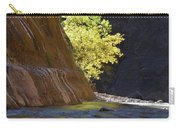 Cottonwood On The Virgin River Carry-all Pouch