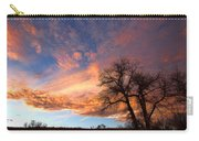 Cottonwood Sky Carry-all Pouch