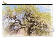 Cottonwood Tree Digital Painting Carry-all Pouch