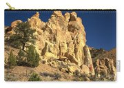 Cottonwood Yellow Towers Carry-all Pouch