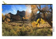 Cottonwoods In Buckhorn Wash 4055 Carry-all Pouch