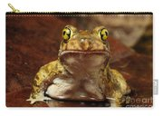 Couchs Spadefoot Toad Carry-all Pouch