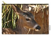 Coues White-tailed Deer - Sonora Desert Museum - Arizona Carry-all Pouch