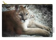 Cougar Country Carry-all Pouch