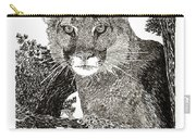 Cougar From Colorado Carry-all Pouch