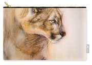 Cougar On The Prowl Carry-all Pouch