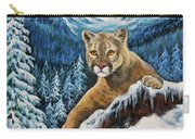 Cougar Sedona Red Rocks  Carry-all Pouch