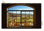 Cougar Winery View Carry-all Pouch
