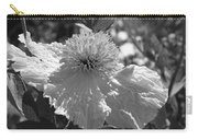 Coulter's Matilija Poppy 2 Carry-all Pouch