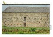 Council Grove Kansas Stone Barn Carry-all Pouch