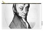 Count Amedeo Avogadro (1776-1856) Carry-all Pouch
