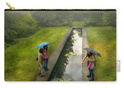 Country - A Day Out With The Girls Carry-all Pouch by Mike Savad