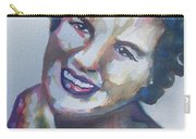 Country Artist Patsy Cline Carry-all Pouch