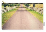Country Back Roads Carry-all Pouch