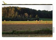 Country Bales  Carry-all Pouch