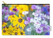 Country Blooms Carry-all Pouch