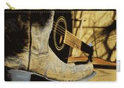 Country Blues Carry-all Pouch