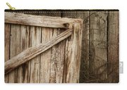 Country Charm Carry-all Pouch by Amy Weiss