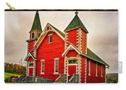 Country Church Paint Carry-all Pouch
