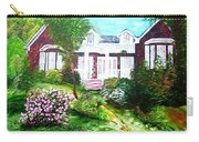 Country Estate In Spring Carry-all Pouch