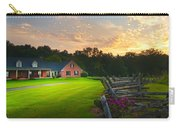 Country Estate Sunset Carry-all Pouch