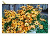 Country Floral Carry-all Pouch