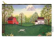 Country Frolic One Carry-all Pouch