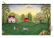 Country Frolic Two Carry-all Pouch