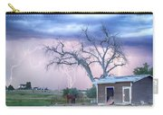 Country Horses Riders On The Storm Carry-all Pouch