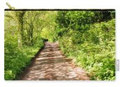 Country Lane Painting Carry-all Pouch