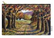 Country Livin  Carry-all Pouch