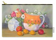 Country Pitcher With Sugar Bowl Carry-all Pouch
