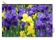 Country Road Irises  Carry-all Pouch