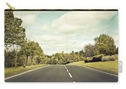 Country Road Carry-all Pouch by Tom Gowanlock