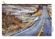 Country Roads In Ohio Carry-all Pouch