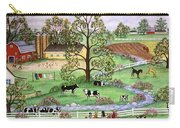 Country Scene Carry-all Pouch