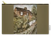 Old English Cottage Carry-all Pouch