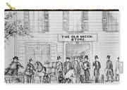 Country Store, 1847 Carry-all Pouch