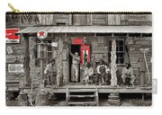 Country Store Coca-cola Signs Dorothea Lange Photo Gordonton North Carolina July 1939-2014. Carry-all Pouch