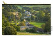 Country Village - England Carry-all Pouch