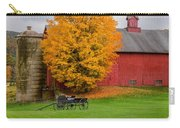 Country Wagon Square Carry-all Pouch