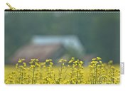 Country Yellow Carry-all Pouch