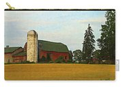 County Barn - Digital Painting Effect Carry-all Pouch